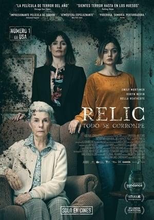 VER Relic: Herencia Maldita (2020) Online Gratis HD