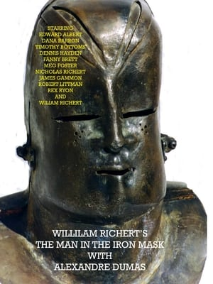 The Man in the Iron Mask-William Richert