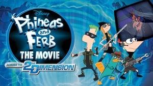Phineas și Ferb: În a doua dimensiune (2011) – Dublat în Română