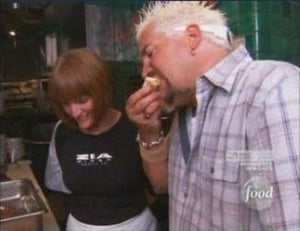 Diners, Drive-Ins and Dives: 6×8