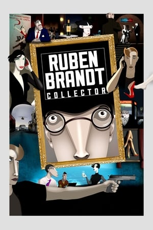 Ruben Brandt, Collector (2018) Subtitle Indonesia