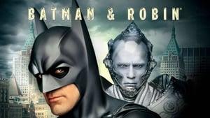 poster Batman & Robin