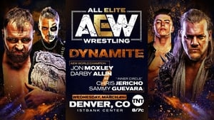 All Elite Wrestling: Dynamite: 2×10