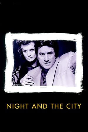 Night and the City-Alan King