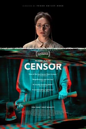 Censor              2021 Full Movie