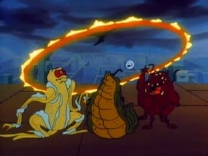 The Real Ghostbusters: 4×6