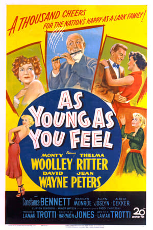 As Young as You Feel