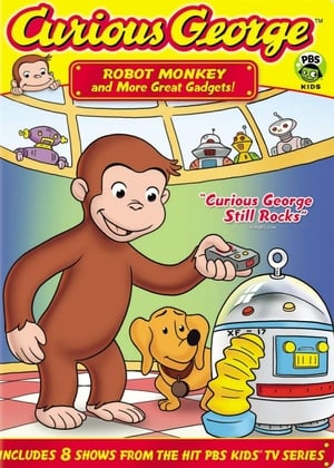 Image Curious George: Robot Monkey