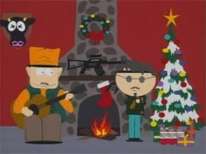 South Park Season 0 :Episode 8  O Little Town Of Bethlehem Music Video