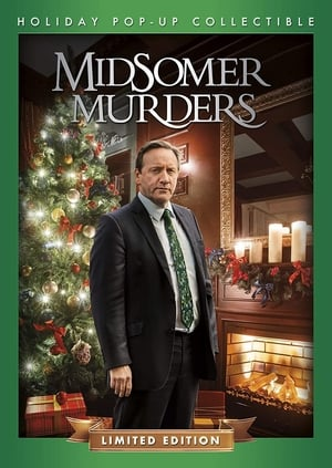 Midsomer Murders Holiday Pop-Up Collectible-Neil Dudgeon