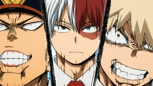 Boku no hero academy: 3×22