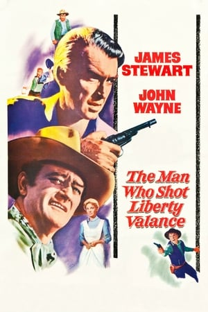 The Man Who Shot Liberty Valance 1962 Full Movie Subtitle Indonesia
