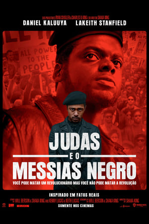 Judas e o Messias Negro - Poster