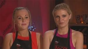 My Kitchen Rules Season 6 :Episode 18  Katie and Nikki (NSW, Group 3)