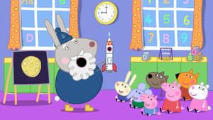 El Abuelo Rabbit en el Espacio
