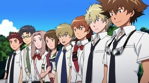 Japanese movie from 2016: Digimon Adventure Tri. - Chapter 3: Confession