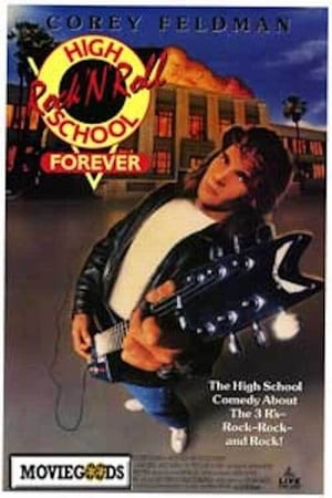 Poster Rock 'n' Roll High School Forever (1991)