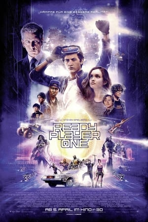 Filmposter Ready Player One
