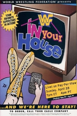 WWE In Your House 7: Good Friends, Better Enemies