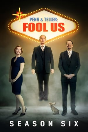 Penn & Teller: Fool Us: Season 6 Episode 2 S06E02