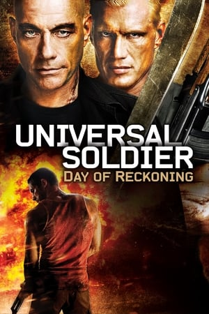 Universal Soldier: Day of Reckoning-James DuMont