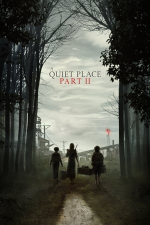 Poster A Quiet Place Part II (2021)