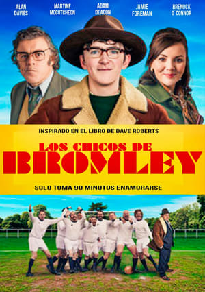 Ver The Bromley Boys (2018) Online