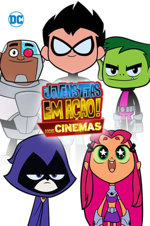 Teen Titans Go! to the Movies film posters