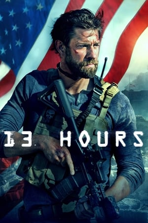 Poster 13 Hours: The Secret Soldiers of Benghazi (2016)