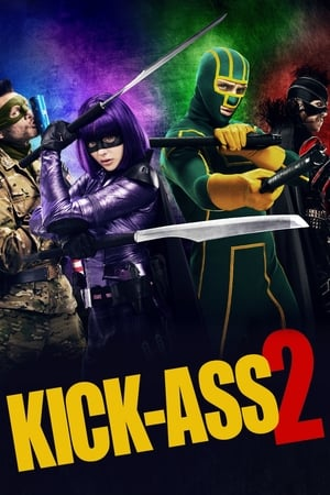 Kick-ass 2 (2013) is one of the best movies like Grindhouse (2007)