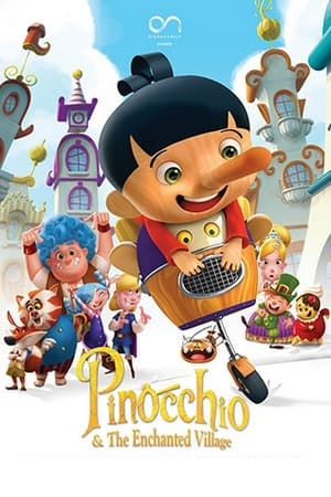 The enchanted village of Pinocchio