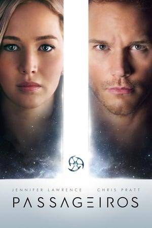 Passageiros Torrent, Download, movie, filme, poster