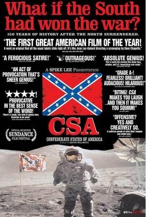 Capa do filme C.S.A.: The Confederate States of America