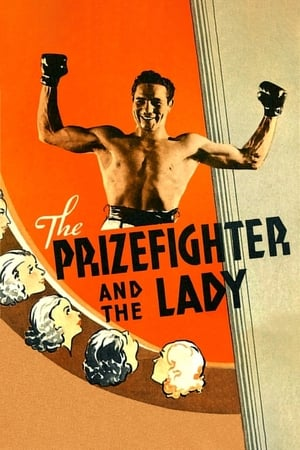 The Prizefighter and the Lady poster
