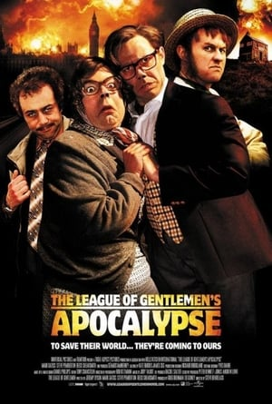 The League Of Gentlemen's Apocalypse (2005) is one of the best Horror Movies About Clowns