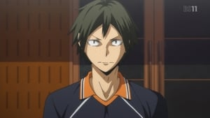 Haikyu!! Season 2 :Episode 22  The Former Coward's Fight