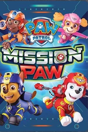 Image Paw Patrol - Mission Paw