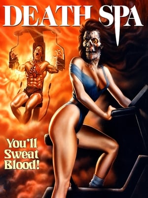 Poster Death Spa (1989)