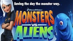 Monster Vs Aliens (2009)
