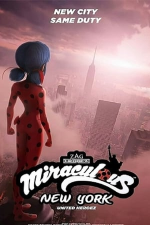 Poster Miraculous World: New York, United HeroeZ (2020)