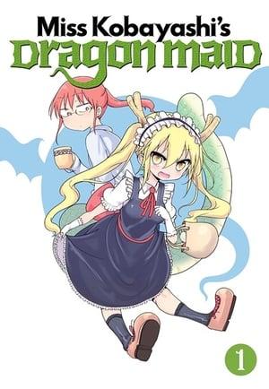 Kobayashi-san Chi no Maid Dragon: 1 Temporadai