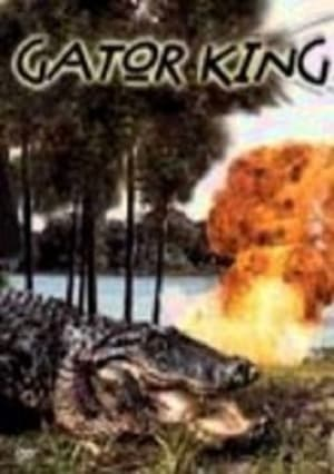 Cubierta de la película Gator King