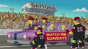 The Simpsons Season 0 :Episode 73  Join The Simpsons at the Daytona 500