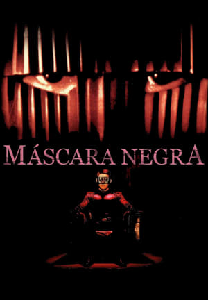 Máscara Negra Torrent, Download, movie, filme, poster