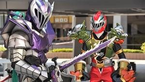 Super Sentai Season 43 : Knockdown! High Spec