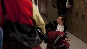 Episodio TV Online Glee HD Temporada 2 E6 Jamás Besado