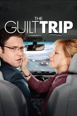 Poster The Guilt Trip (2012)