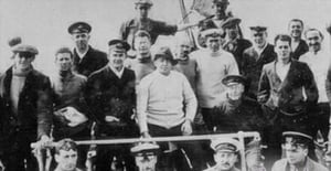Shackleton's Voyage of Endurance