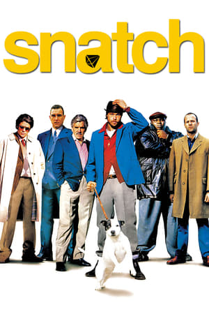 Snatch (2000) is one of the best movies like Rocknrolla (2008)
