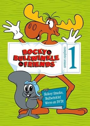 Image Rocky & Bullwinkle & Friends